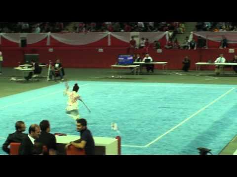 Wushu World Championships 2011 - Qiangshu Male