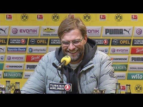 Pressekonferenz: Jürgen Klopp vor dem Auswärtsspiel beim HSV | BVB total!