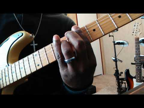 Harvey Watkins Jr Be Careful ft Paul Porter 🎸 Cover