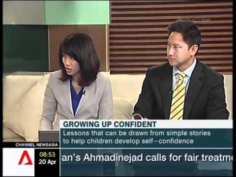 Confident Children | SoulKids Program Singapore | Channel News Asia