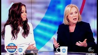 Sen Gillibrand To Bring The Mayor Of San Juan To State Of the Union (The View)