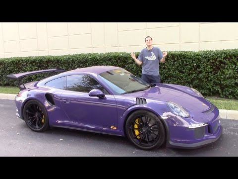 Here's Why the GT3RS Is the Ultimate Porsche 911