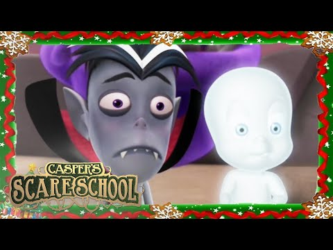 Casper The Friendly Ghost 🎄Merry Scary Christmas 🎄Christmas Special🎄Christmas Cartoon For Kids 🎄