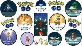 Pokemon Go 134 : Mes premières évolutions de la 4G et une surprise finale