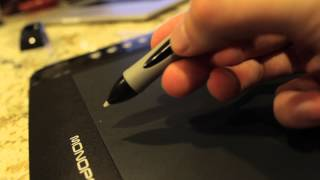 MonoPrice Graphic Drawing Tablet Review