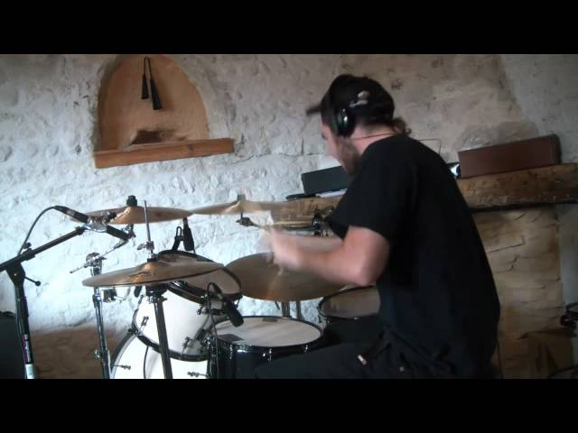 Warfuck - Studio session: Drums