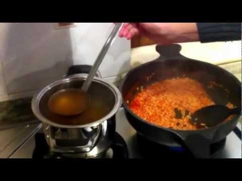 le ricette di Manù: ricetta risotto al pomodoro