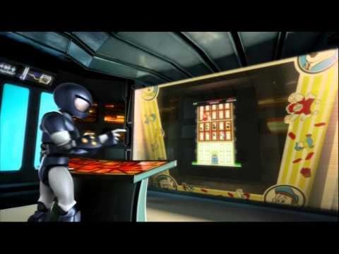 Toonami - Fix-it Felix Jr Game Review (HD 1080p)
