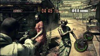 Resident Evil 5 Random Mercenary