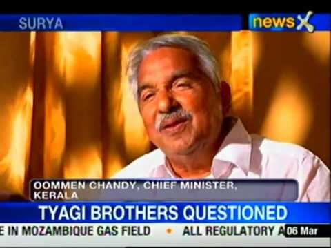 Oommen Chandy breaks his silence on Suryanelli rape case - NewsX