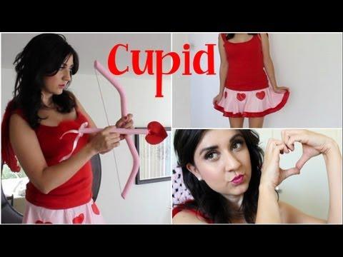 Cupid Halloween Costume Cupid ♡ Halloween Tutorial
