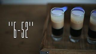 """Коктейль """"Б-52"""" [Напитки Cheers!]"""