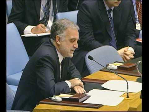MaximsNewsNetwork: SUDAN'S AL BASHIR v. LUIS MORENO OCAMPO, ICC PROSECUTOR - UNTV