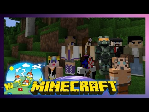 Minecraft [The Village] #01 - Achtung, die Chaoten kommen ♥ Let's Play Minecraft [The Village]