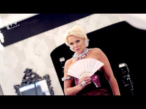 Behind-the-Scenes Photo shoot Tutorial - DivaRockerGlam Canon 5Dmkii, 7D, speedlite 580exii photixx