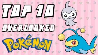 Top 10 Overlooked Pokemon