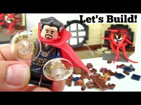 LEGO Doctor Strange: Sanctum Sanctorum 76060 -Let's Build!