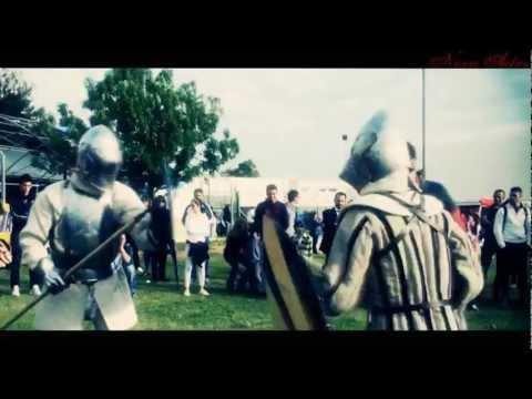 Nova Aetas : Duelli – Festa dello Sport – Borgo Grappa ( LT) – 1 Maggio 2012