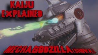 Mechagodzilla (showa era) - Kaiju Explained
