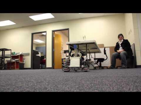 Racer Robotics qualifies for regionals