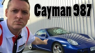 This is Why I Bought A Porsche Cayman 987