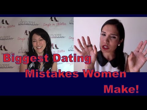 "biggest mistakes in online dating 7 deadly texting mistakes and how to while it may be easier to fall into ""complacency"" with a woman you're dating the single biggest ingredient for."