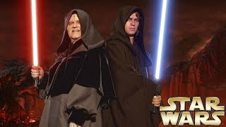 Why Palpatine Chose the Name DARTH VADER For Anakin - Star Wars Explained