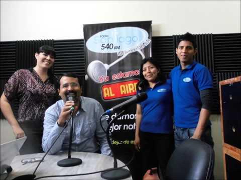 #2 Radio Santiago 540 AM: 2da Emisión voces del autismo para todos, al 2013.08.10.