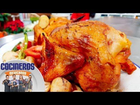 Receta: Pollo a la cerveza | Cocineros Mexicanos