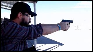 Shooting the Walther CCP