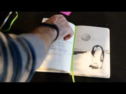 Moleskine Evernote Smart Notebook Walkthru