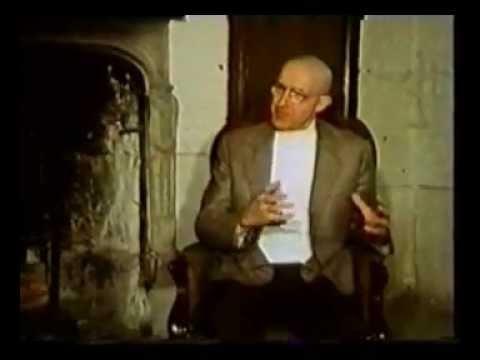 Film zur Tomatis-Methode und Interview mit Dr. Alfred A. Tomatis (1/4)