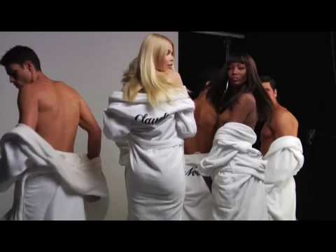 D&G Fragrance Anthology - behind the scenes at the ad...