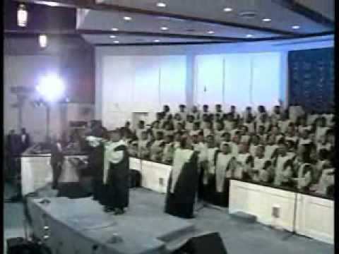 The Georgia Mass Choir - Lord Take Me Through.