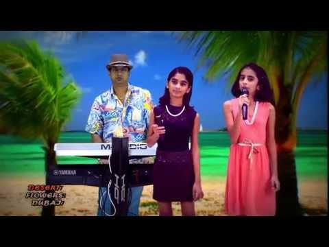 Mog Tuzo Kithlo Ashelom♪pearl Saldanha & Charlene Fernandes♪ Desert Flowers-4 Dubai♪daijiworld247♪ video