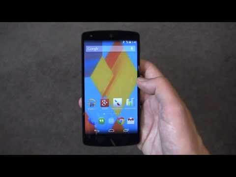 Google Nexus 5 Challenge, Day 2: Build quality