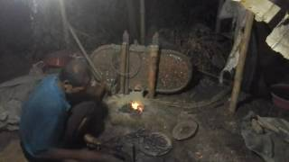 Blacksmith in Bangladesh