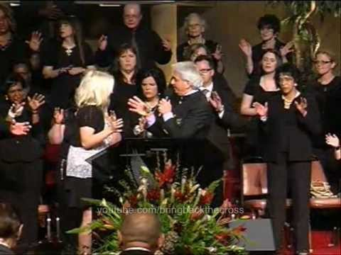 Benny Hinn - Healing of Mother&Daughter in Texas