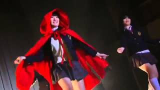 Red Sword Hontô wa eroi Gurimu dôwa  reddo suwôdo theme song dance video   Momoka Nishina