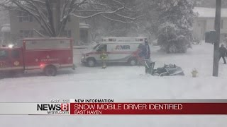 Police identify 17-year-old injured snowmobile accident