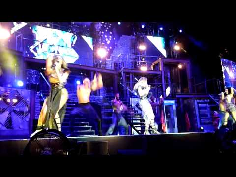 Little Mix - Nothing Feels Like You (salute Tour - O2 Arena London - 25th May 2014) video