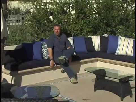 Concrete Seat Walls Concretenetwork Com Youtube