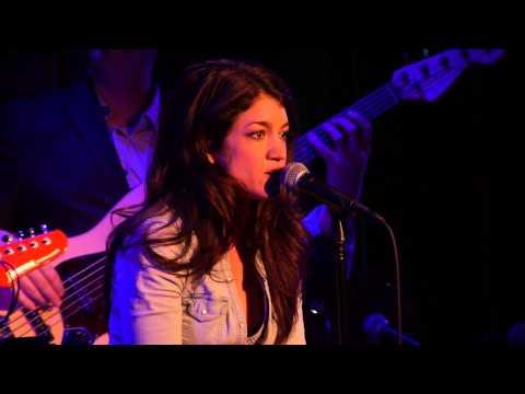 SARAH STILES singing TMI by Carner & Gregor - 54 Below, April 1, 2014