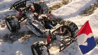 Traxxas Slash 4X4 - The Snow Monster