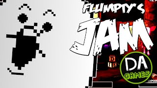 ONE NIGHT AT FLUMPTY'S SONG (Flumpty's Jam) LYRIC VIDEO - DAGames