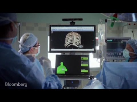 Will Microsoft Kinect Be a Medical Game-Changer? klip izle