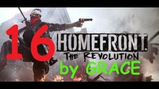 HOMEFRONT THE REVOLUTION gameplay ITA EP 16 IL QUARTO CAVALIERE by GRACE