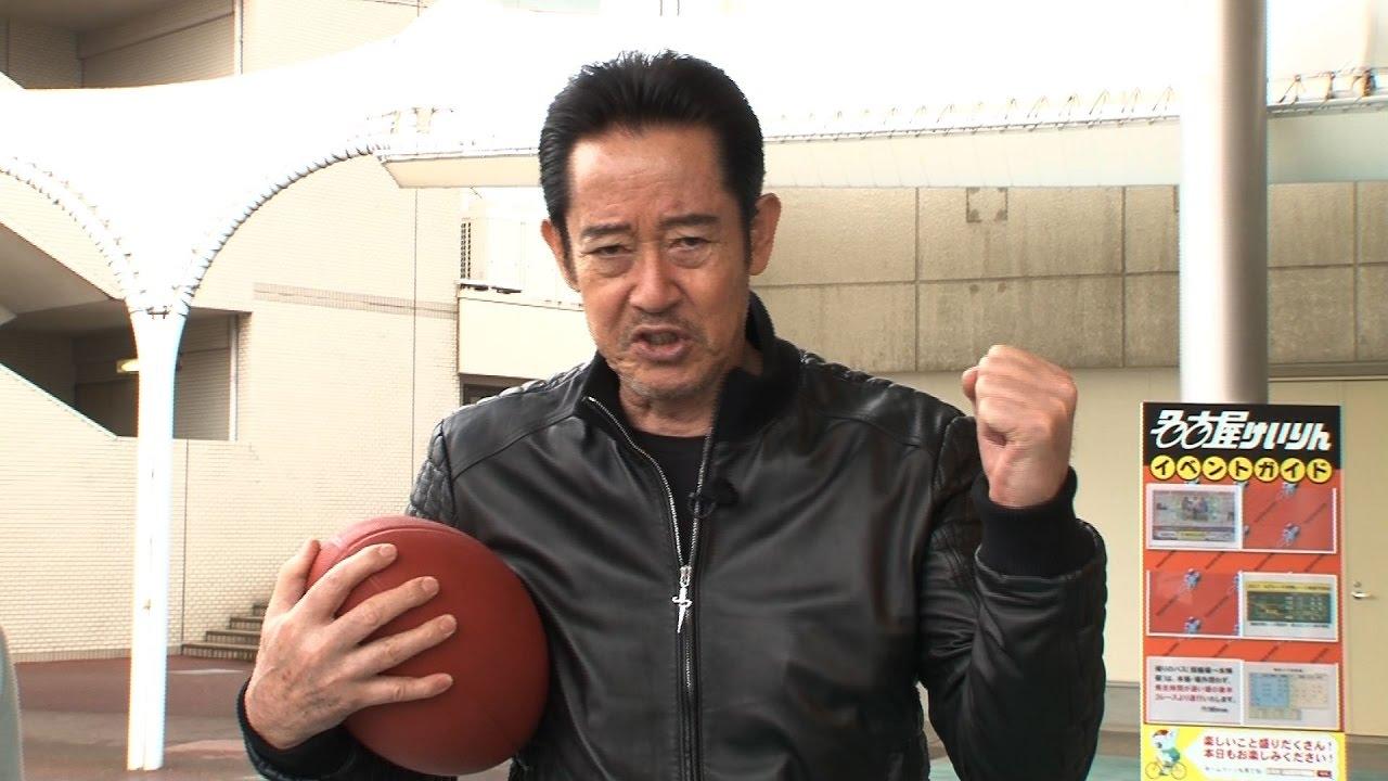 悔しくないのか!?山下真司が涙の鉄拳再び!ケイリン☆ウォーズ1/4