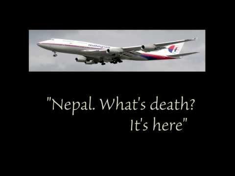 MALAYSIA AIRLINES FLIGHT 370 (CLEAR SPIRIT-SPEAK)