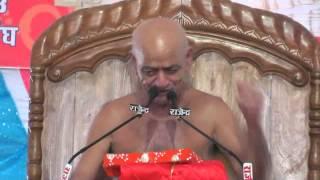 विद्यासागर महाराज के विदिशा में प्रवचन (20-7-2014) | Disc - 3, Part - 1